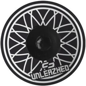 UNLEAZHED Unloose AL01 Aluminium Top Cap tatanka dark